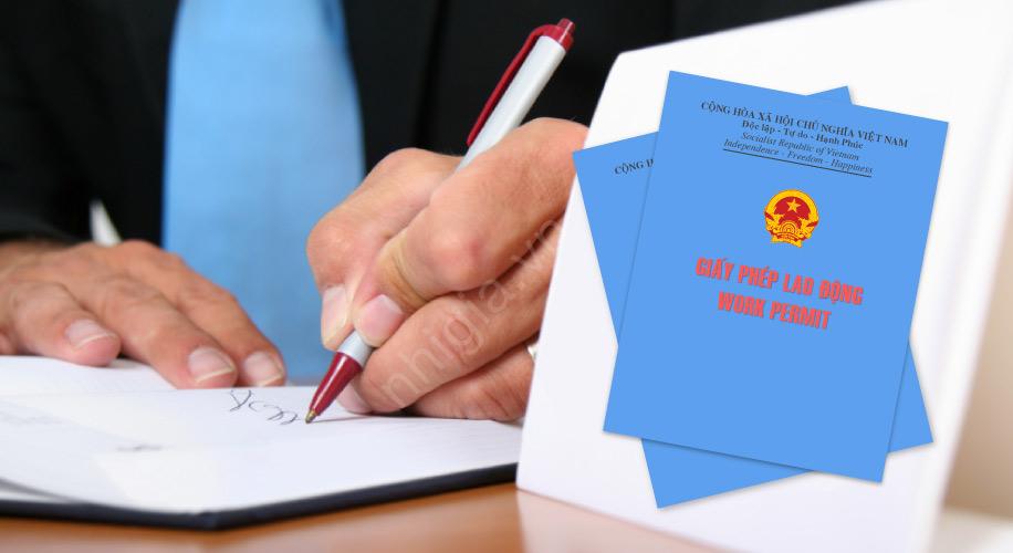 Phải làm gì khi có giấy phép lao động